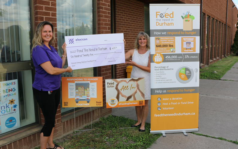 food bank donation to ftnd