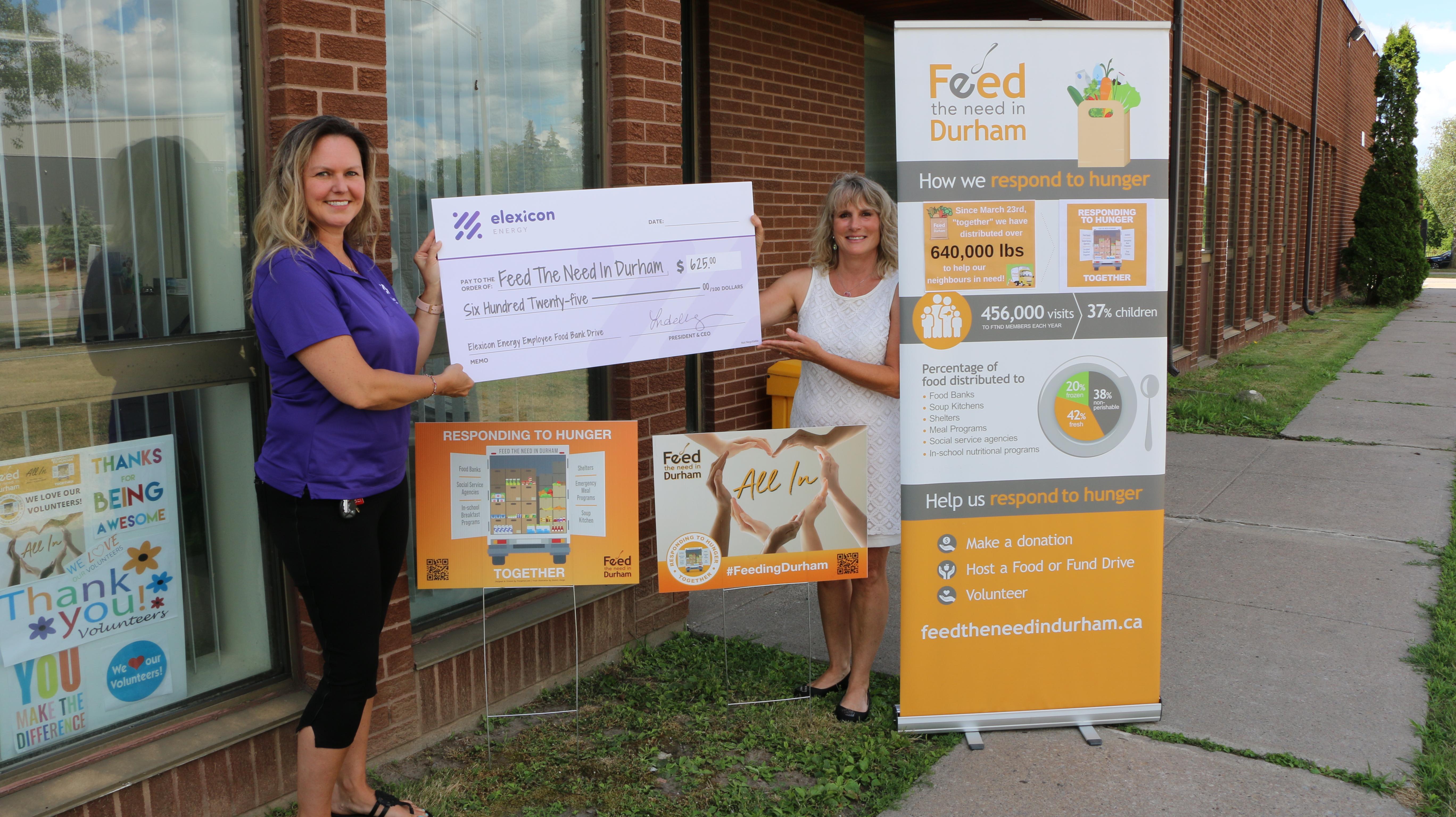 food bank donation ftnd