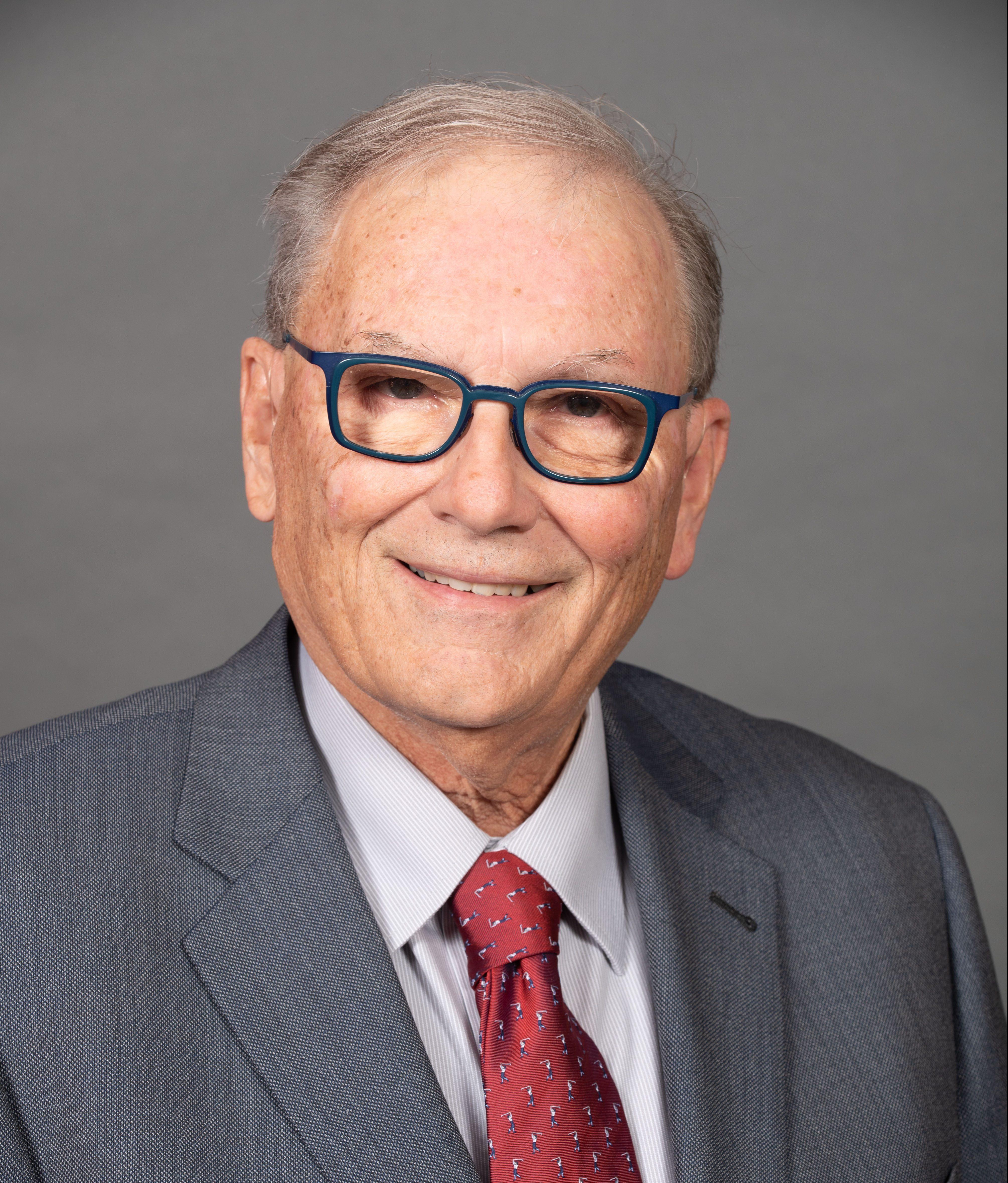 Doug Parker headshot